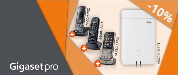 Teléfonos IP, Auriculares, Gateways, Sistemas de Conferencia