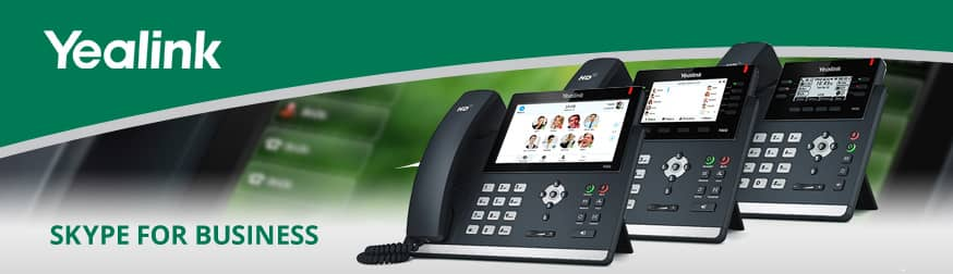 Yealink T4x Skype For Business