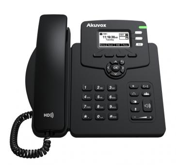 Akuvox SP-R52P IP phone PoE