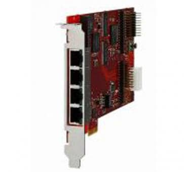 beroNet BF400e base card + HW EC PCIe Gateway