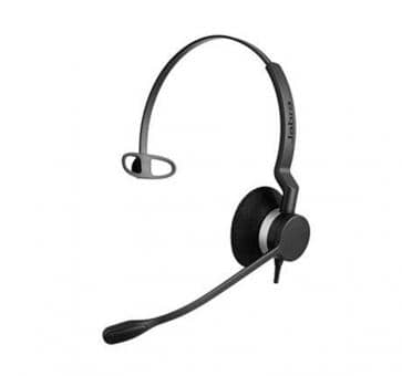 Jabra BIZ 2300 Headset USB Mono NC with QD 2393-829-109