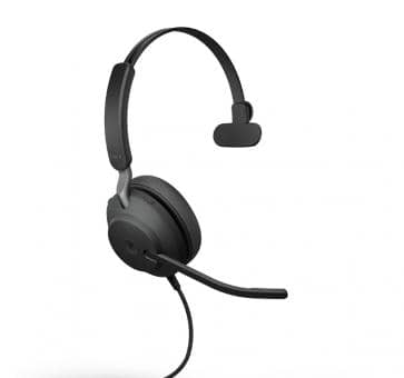 Jabra Evolve2 40 Mono USB Headset