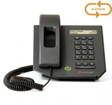 Polycom CX300 Phone 2200-32500-025 B-Stock