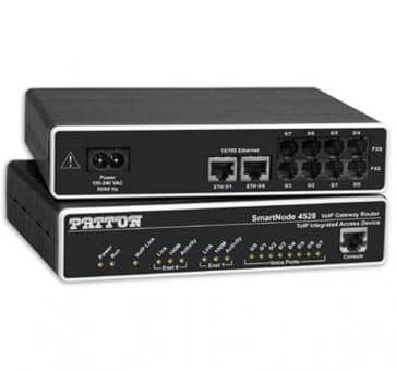 Patton SmartNode 4522 2x FXS VoIP Gateway Router SN4522/JS/E