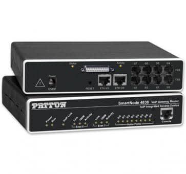 Patton Inalp SmartNode 4830 Series / SN4834/JOC/EUI