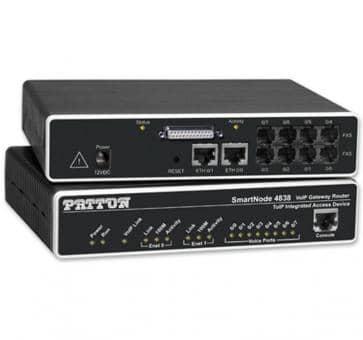 Patton Inalp SmartNode 4830 Series / SN4834/JSC/EUI