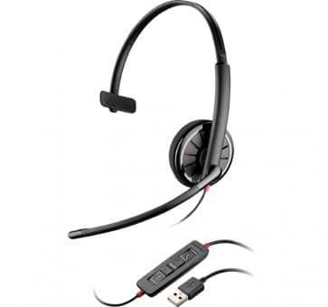 Plantronics Blackwire C310 monaural USB Headset 85618-02
