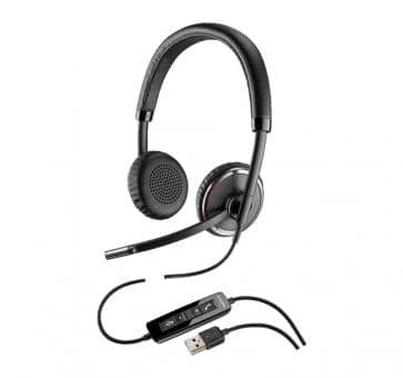 Plantronics Blackwire C520-M DUO USB Headset 88861-02