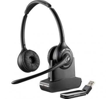 Plantronics Savi W420 DUO DECT USB Headset 84008-04