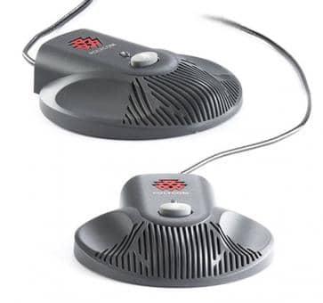 Polycom SoundStation VTX 1000 and IP 6000 Ext. Microphones 2215-07155-001