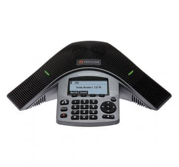 Polycom SoundStation IP 5000 PoE 2200-30900-025 without PSU