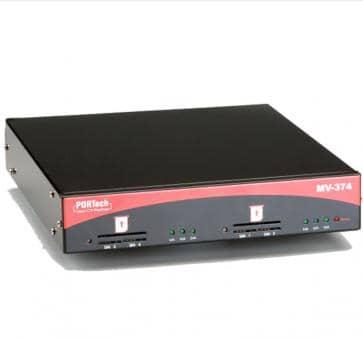 Portech MV-374 VoIP GSM Gateway