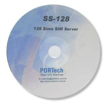 Portech SS-128 SIM Server