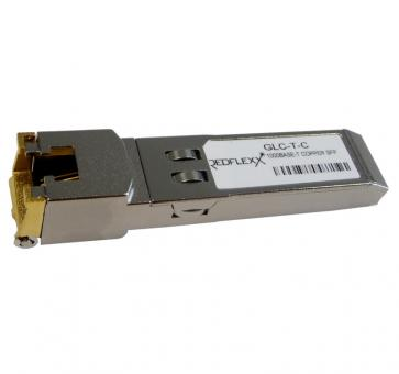 Redflexx GLC-T-C 1000BASE-T SFP CISCO compatible Transceiver