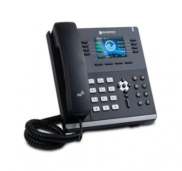 Sangoma S505 IP phone SIP PoE Gigabit