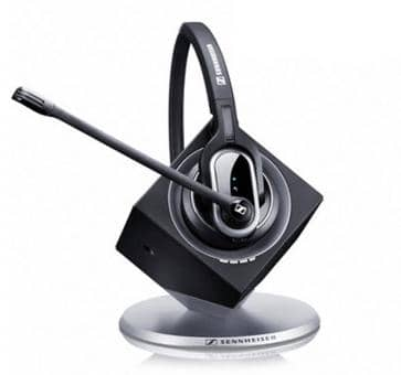 Sennheiser DW Pro1 USB DECT Headset mono Skype For Business 504470