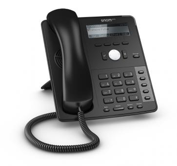 SNOM D715 IP phone PoE (without PSU)