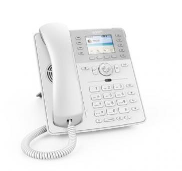 SNOM D735 IP phone white (without PSU)
