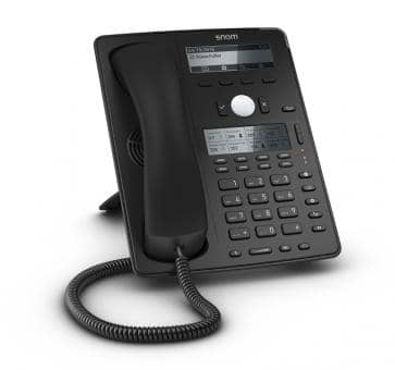 SNOM D745 Business VoIP Phone PoE (without PSU)