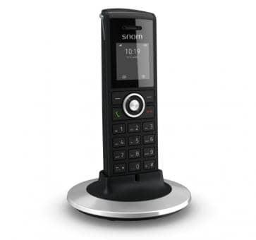 SNOM M25 VoIP DECT IP handset