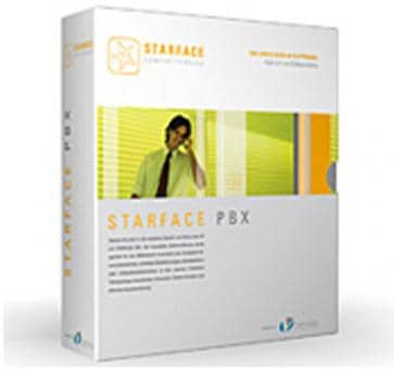 STARFACE Terminal Server License for 25 Users 2602000011