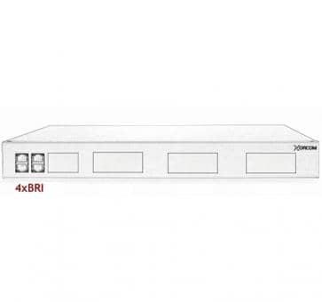 Xorcom IP PBX - 4 BRI - XR1-14