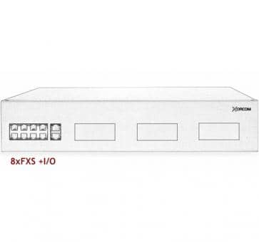 Xorcom IP PBX - 8 FXS - XR2001
