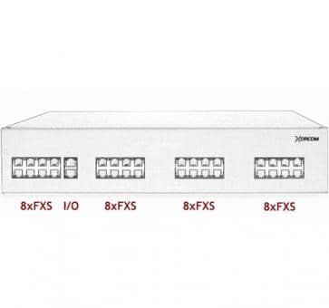 Xorcom IP PBX - 32 FXS - XR2008