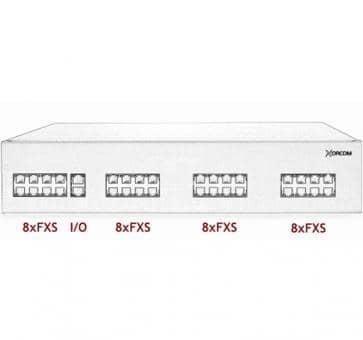 Xorcom IP PBX - 32 FXS - XR2008