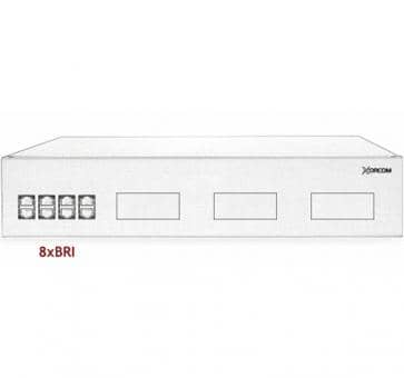 Xorcom IP PBX - 8 BRI - XR2015