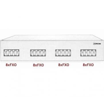 Xorcom IP PBX - 32 FXO - XR2022