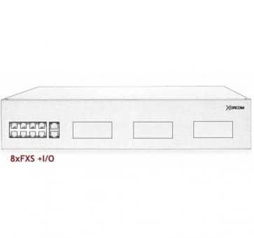 Xorcom IP PBX - 8 FXS - XR3001