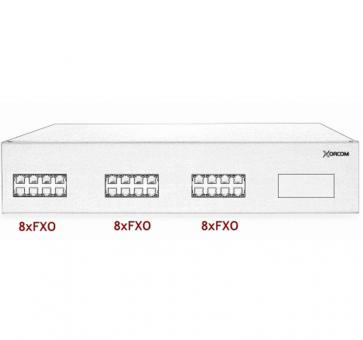 Xorcom IP PBX - 24 FXO - XR3021