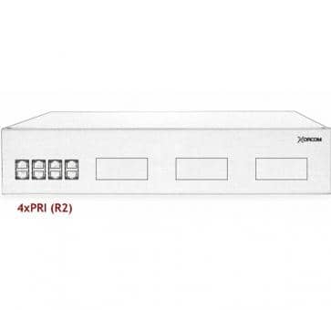 Xorcom IP PBX - 4 PRI - XR3056