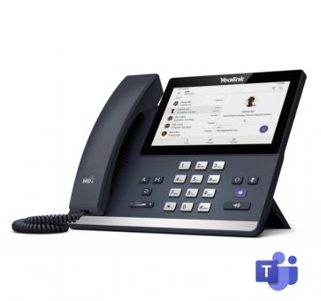 Yealink SIP-T58A IP phones Teams Edition (without PSU)