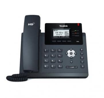 Yealink SIP-T40G IP phone (without PSU)