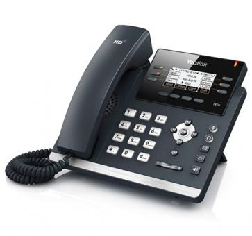 Yealink SIP-T42G IP Phone Skype For Business (no PSU)