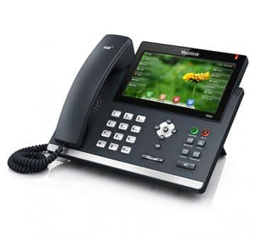 Yealink SIP-T48G IP phone Skype for Business (no PSU)