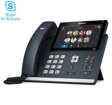 Yealink SIP-T48S IP phones Skype for Business  (without PSU)