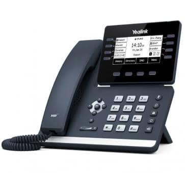 Yealink SIP-T53 SIP IP phone  (without PSU)