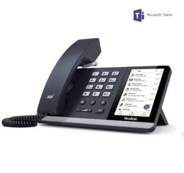Yealink SIP-T55A IP phones Teams Edition (without PSU)